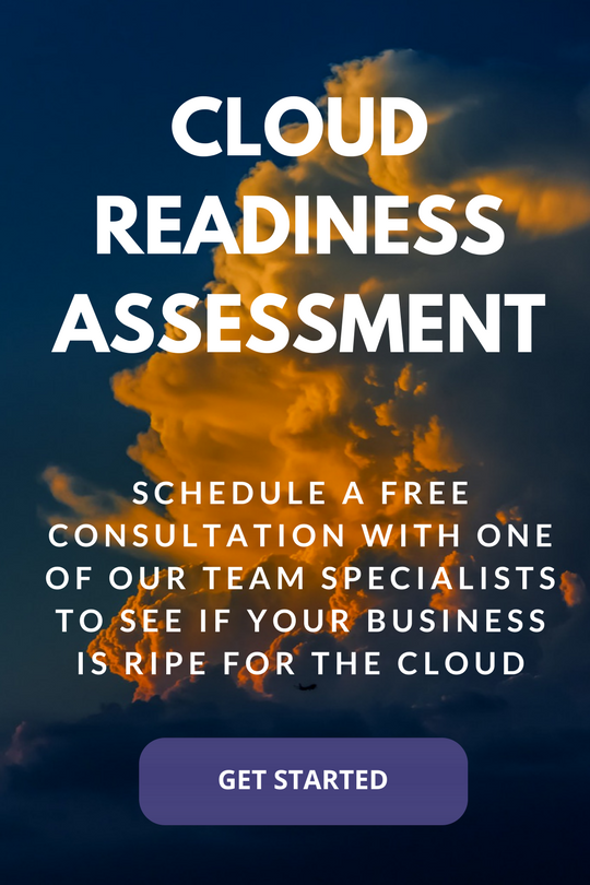 ikon cloud readiness assessment